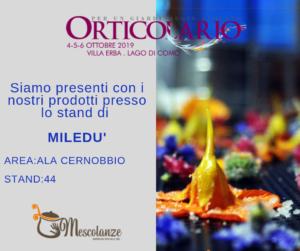 post orticolario 300x251 - Orticolario 2019 - 4-5-6 ottobre in collaborazione con MILEDU'